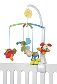 PlayGro Toy Box Musical Baby Mobile