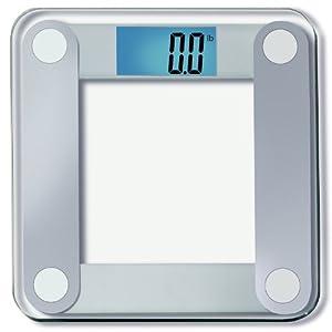EatSmart Precision Digital Bathroom Scale w/ Extra Large Lighted Display