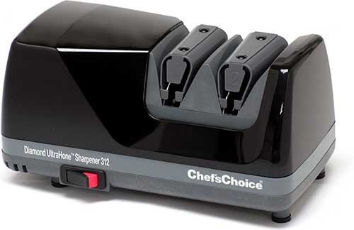 Chef's Choice 312 Black Electric Knife Sharpener 0312001 at Sears.com