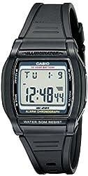 Casio Men's W201-1AV Chronograph Watch
