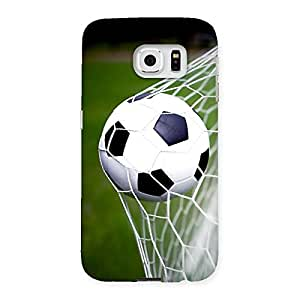 Premium Goal Green Back Case Cover for Samsung Galaxy S6