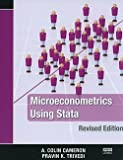 img - for Microeconometrics Using Stata (Paperback - Revised Ed.)--by A. Colin Cameron [2010 Edition] book / textbook / text book