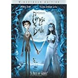 Tim Burton's Corpse Bride (Widescreen Edition) ~ Johnny Depp