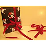 Wrapping Paper Christmas Skulls