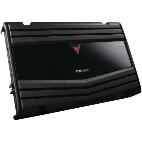 Kenwood KAC-2404S 500-Watts Stereo Bridgeable Amplifier