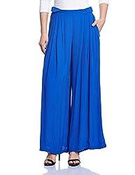 Madame Women's Pants (M1529605_Royal_30)