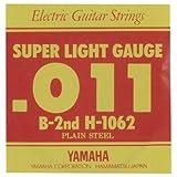 YAMAHA/ヤマハ H-1062×6 エレキ弦/スーパーライト/2弦×6(H1062)