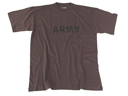 US Army T-Shirt mit ARMY oliv S-XXL XXL XXL,Oliv