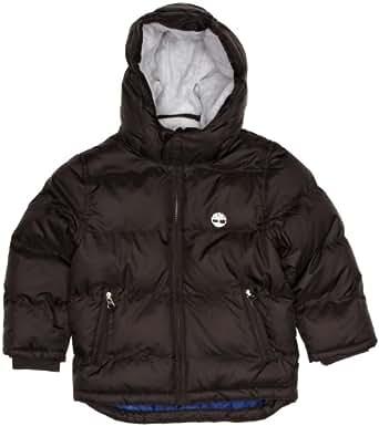 Timberland - winter expedition - doudoune - garçon - noir - 4 ans