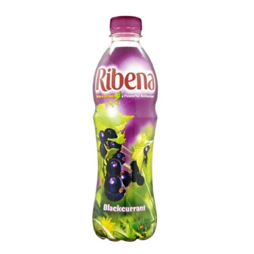 Ribena Blackcurrant Juice Drink (12 x 500ml)