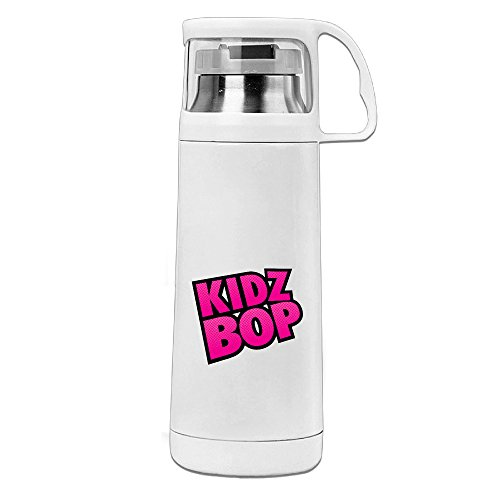 Bekey KIDZ BOP 32 Stainless Steel Vacuum Travel Mug With Handle Cup Water Bottle (Audio Institute Of America compare prices)