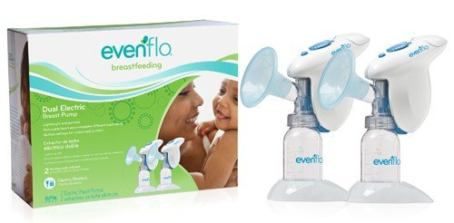 Evenflo (V) Evenflo Electric Breast Pump Dual