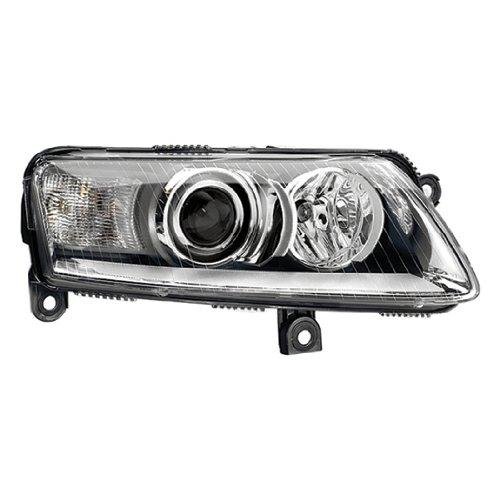 Hella 008881461 Audi A6/A6 Quattro Passenger Side Headlight Assembly