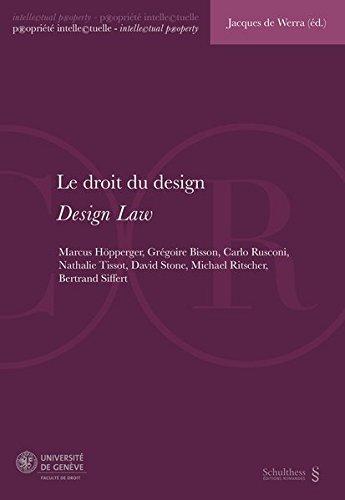 Le droit du design-Design law