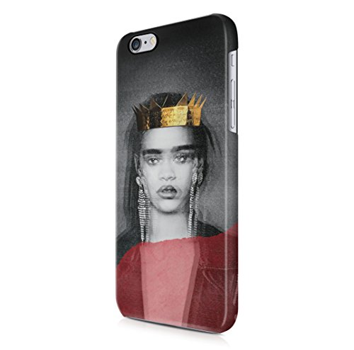 Rihanna-Queen-Holographic-Cover-iPhone-6-6s-Hard-Plastic-Case-Cover