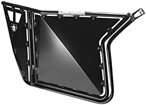 Pro Armor P081209BL Black Door with Sheet Metal Panel by Pro Armor