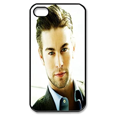 chace crawford Hard back cover case fit for Apple Iphone 4 4S