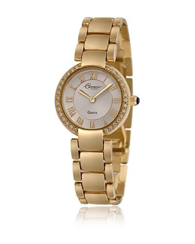 Carrera Reloj 84824B oro 18 ct Crema