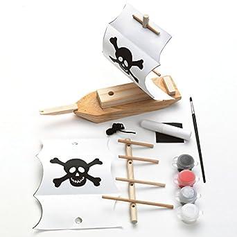 Creativity For Kids Mini Kit Make Your Own Pirate Ship