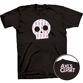 Axls Closet Breast Cancer Fill T Shirt -Kids