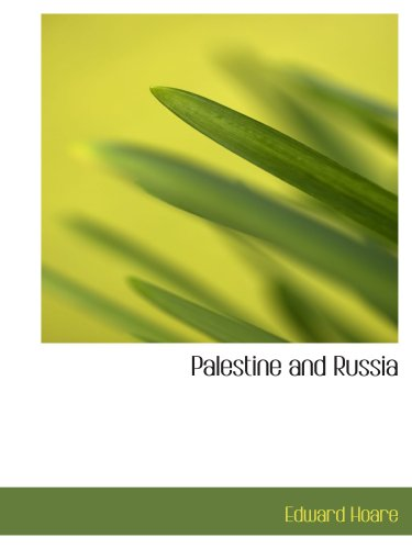 Palestine and Russia