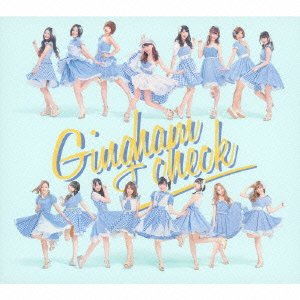 AKB48 - Gingham Check (Type B) (CD+DVD) [Japan LTD CD] KIZM-90169