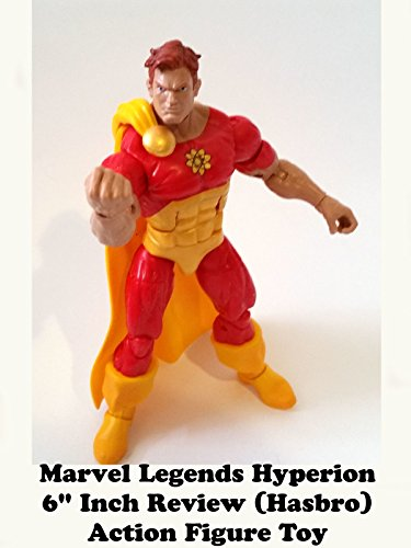 "Marvel Legends HYPERION 6"" inch Review (Hasbro) action figure toy on Amazon Prime Video UK"