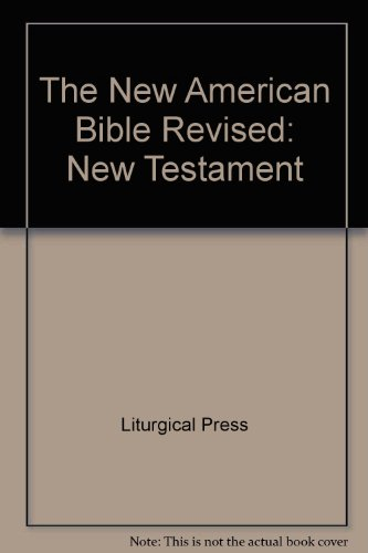 The New American Bible Revised: New Testament