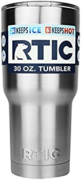 RTIC 30 oz. Stainless Steel Vacuum Insulated Tumbler Mug