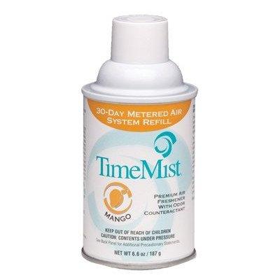 Timemist Premium Metered Air Freshener Refills - 12 per Case