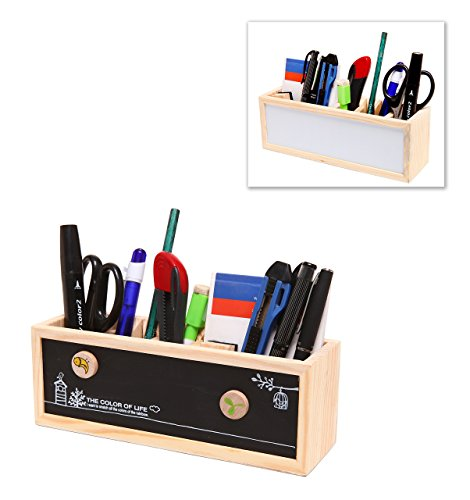 wooden-desk-organizer-pen-holder-office-supplies-caddy-with-dual-chalk-dry-erase-message-boards-mygi