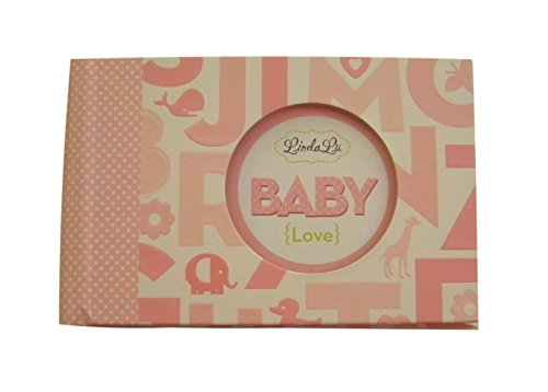 Linda Lu Baby Photo Album - Pink