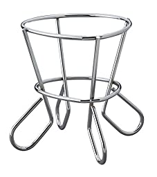 HIC Wire Spiral Ham Holder and Roasting Rack, 6-Inches Tall by HIC Harold Import Co.