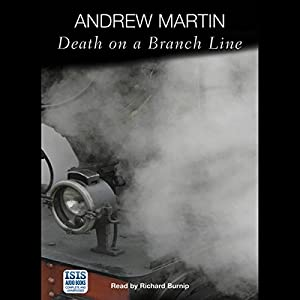 Death on a Branch Line Audiobook