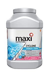 MaxiNutrition Cyclone - Strawberry, 1.32 kg