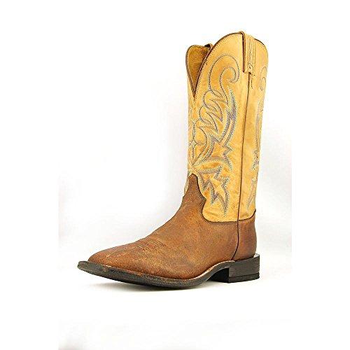 Tony Lama Men's Americana Lakota Cowboy Boot Square Toe