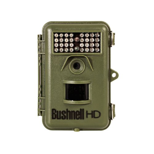 Bushnell Natureview Hd Hybrid Trail Camera With Night Vision