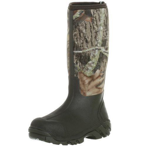 MuckBoots Men's Woody Sport Boot,Camouflage,10 M US Mens/11 M US Womens