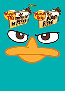 Phinéas et Ferb : Les Dossiers de Perry / Phineas and Ferb: The Perry Files (Bilingual + Perry Activity Kit) [DVD + copie numérique]
