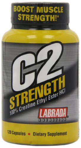 Labrada Nutrition Crealean2 Capsules, 120-Count Bottle