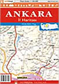 Ankara -Turistik Ankara: Mehmet Hengirmen: 9799753201239: Amazon.com