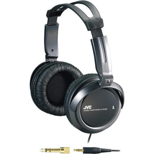 Full Size High Quality Headphones Comfortable Cushioned Headb
