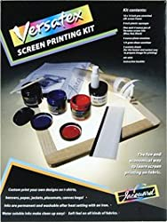 Jacquard Versatex Screen Printing Ink Kit