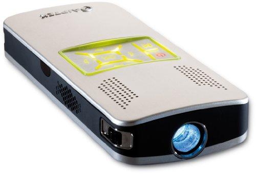 Aiptek Mini projecteur de poche Memoire interne 1Go POCKETCINEMAV10PRO
