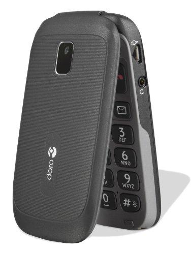 Doro-PhoneEasy-611-simple-tlphone-portable-cran-61-cm-24-appareil-photo-2-Mpx-Bluetooth-NoirGraphite