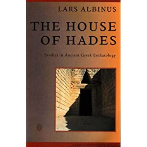 Amazon.com: The House of Hades: Studies in Ancient Greek ...