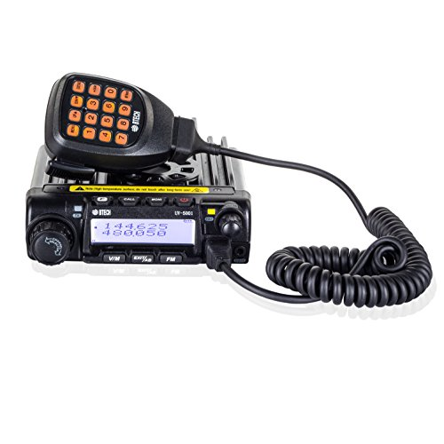 Review Of BTECH MOBILE UV-5001 (Gen. 3) 50 Watt Dual Band Base, Mobile Radio: 136-174mhz (VHF) 400-5...