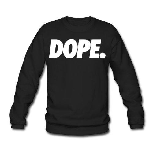 Spreadshirt, dope, Men's Sweatshirt, black, L