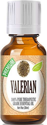 Valerian (30ml) 100% Pure, Best Therapeutic Grade Essential Oil - 30ml / 1 (oz) Ounces
