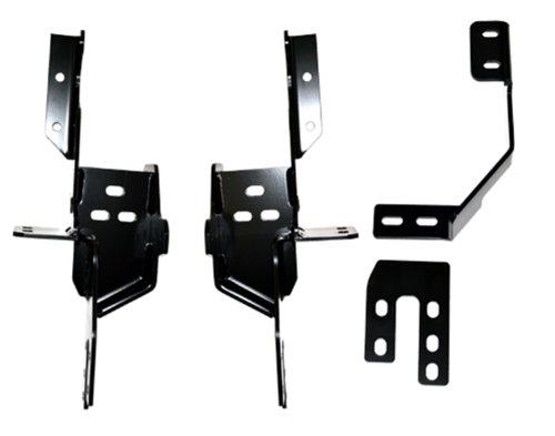 Warn 90155 Gen Ii Trans4Mer Bracket Kit For Mid Frame And Large Frame Winches